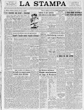 LA STAMPA 8 MAGGIO 1944