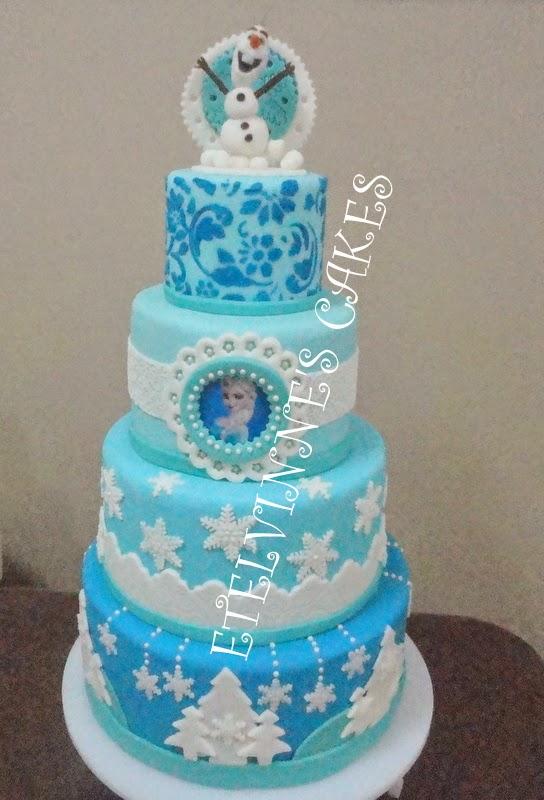 Etelvinne S Cakes Bolo Frozen