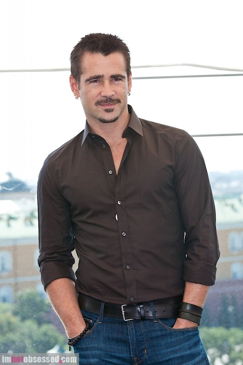 Colin Farrell - Images Colection