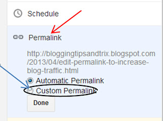 permalink increases blog traffic