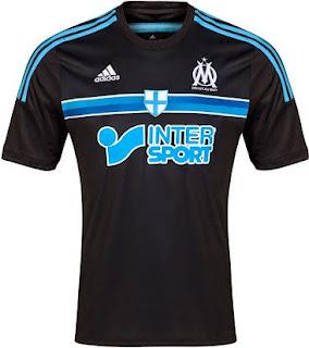 jual online jersey  Marseille third terbaru musim 2014-2015, garde ori Made in Thailand, harga mirah, toko online baju bola terercaya, grosir baju bola online
