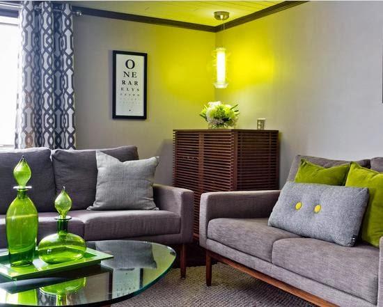 tips memilih warna cat ruang tamu di rumah minimalis