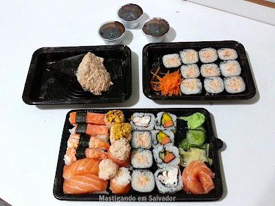 Sushi In Kasa: Produtos