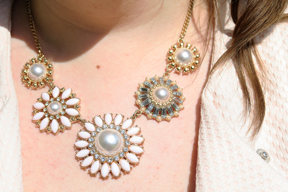 Primark Necklace, Leeds Fashion Blogger