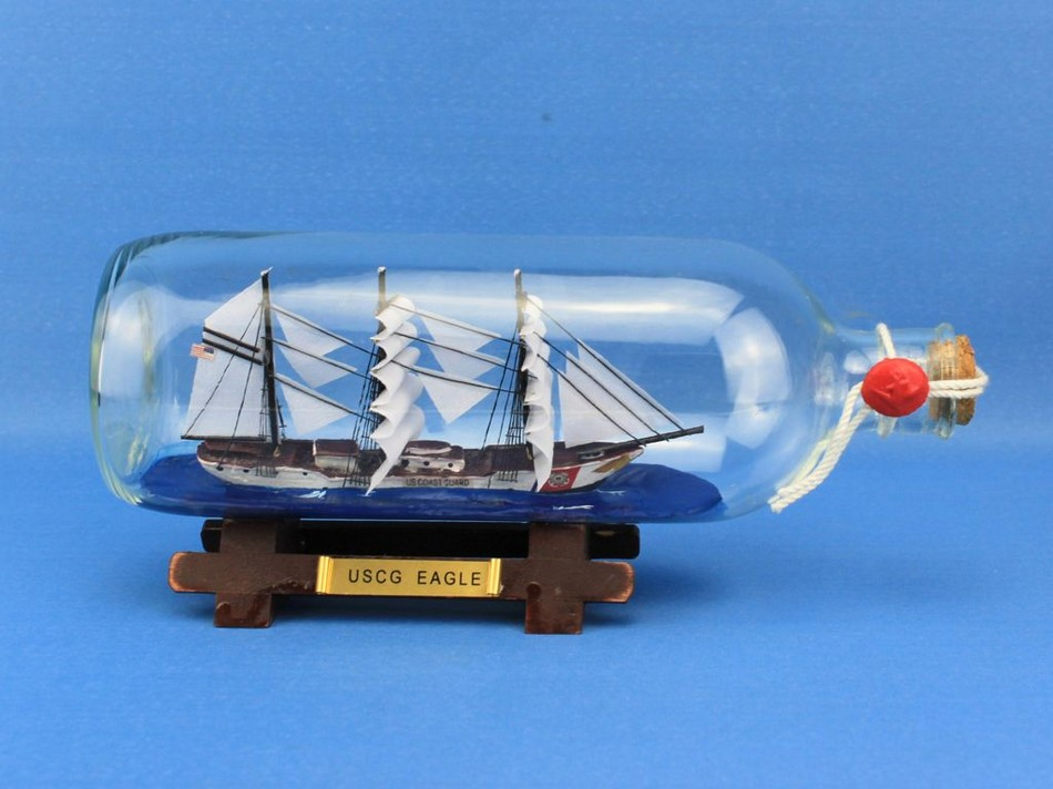 Famous Ships In The Bottles Nautical Handcrafted Decor Blog
