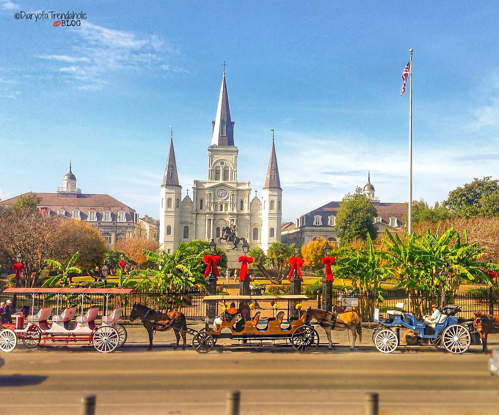 New Orleans Home Tours