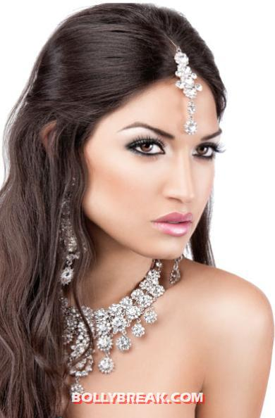 Indian Bollywood Style Makeup For Wedding U0026 Party Photos - 7 Pics