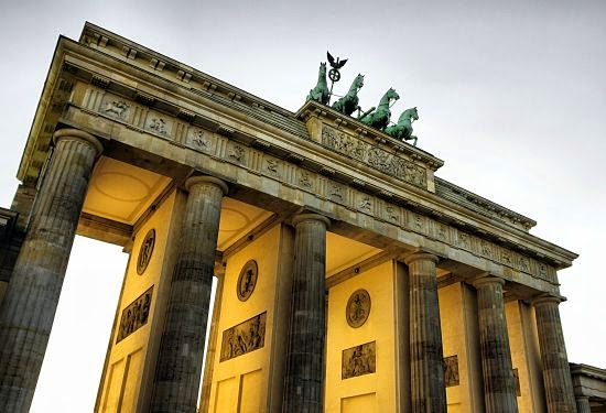 Berlin is A Top Holiday Choice For Foodies