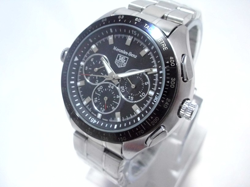 Expensive Mens Watches Jam Tangan Tag Heuer