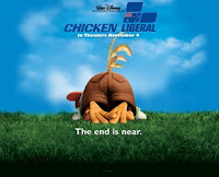 Liberal Chicken Little - Tony Abbott's fear campaign