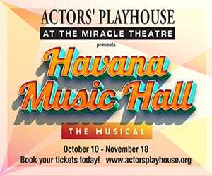 Actor's Playhouse 2017-2018 Season