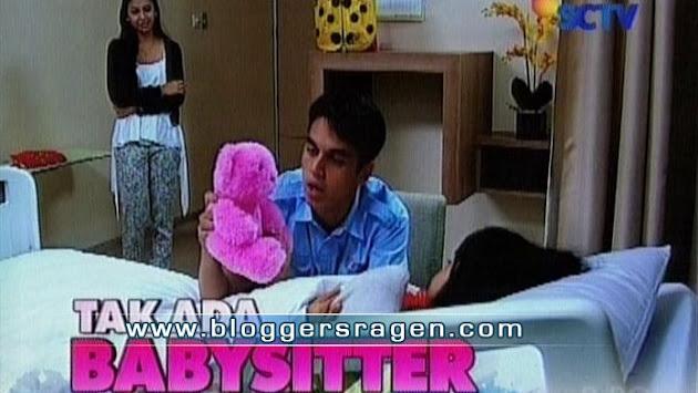 Pemain Tak Ada Baby Sitter Supirpun Jadi
