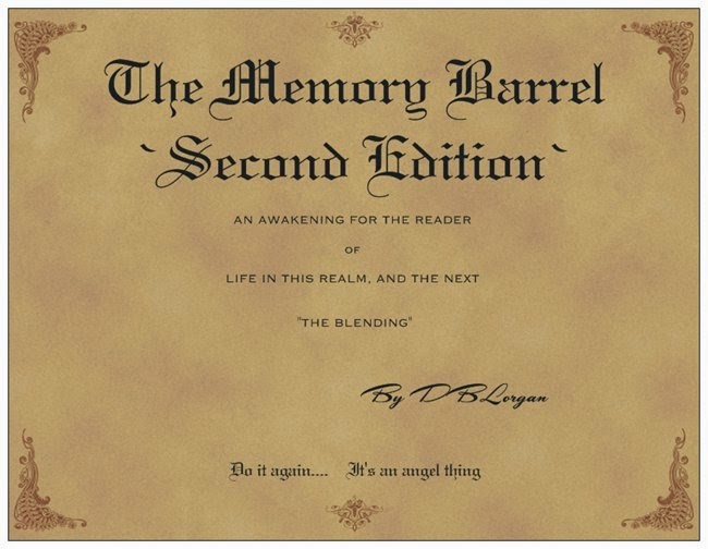 The Memory Barrel `Second Edition`