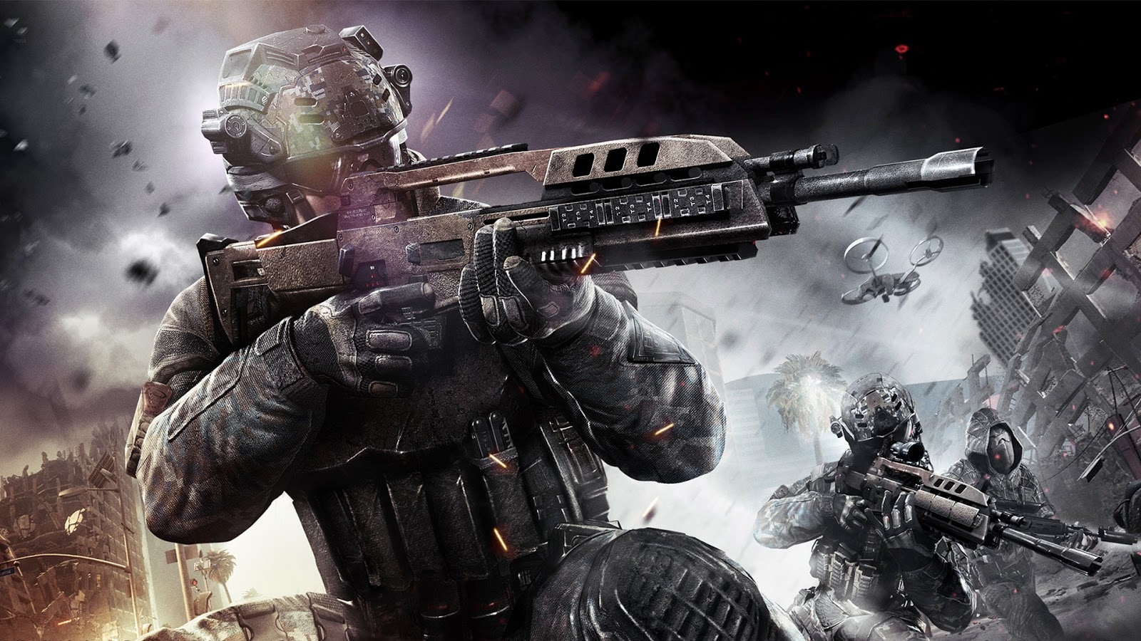 Call of Duty Black Ops 2 Game