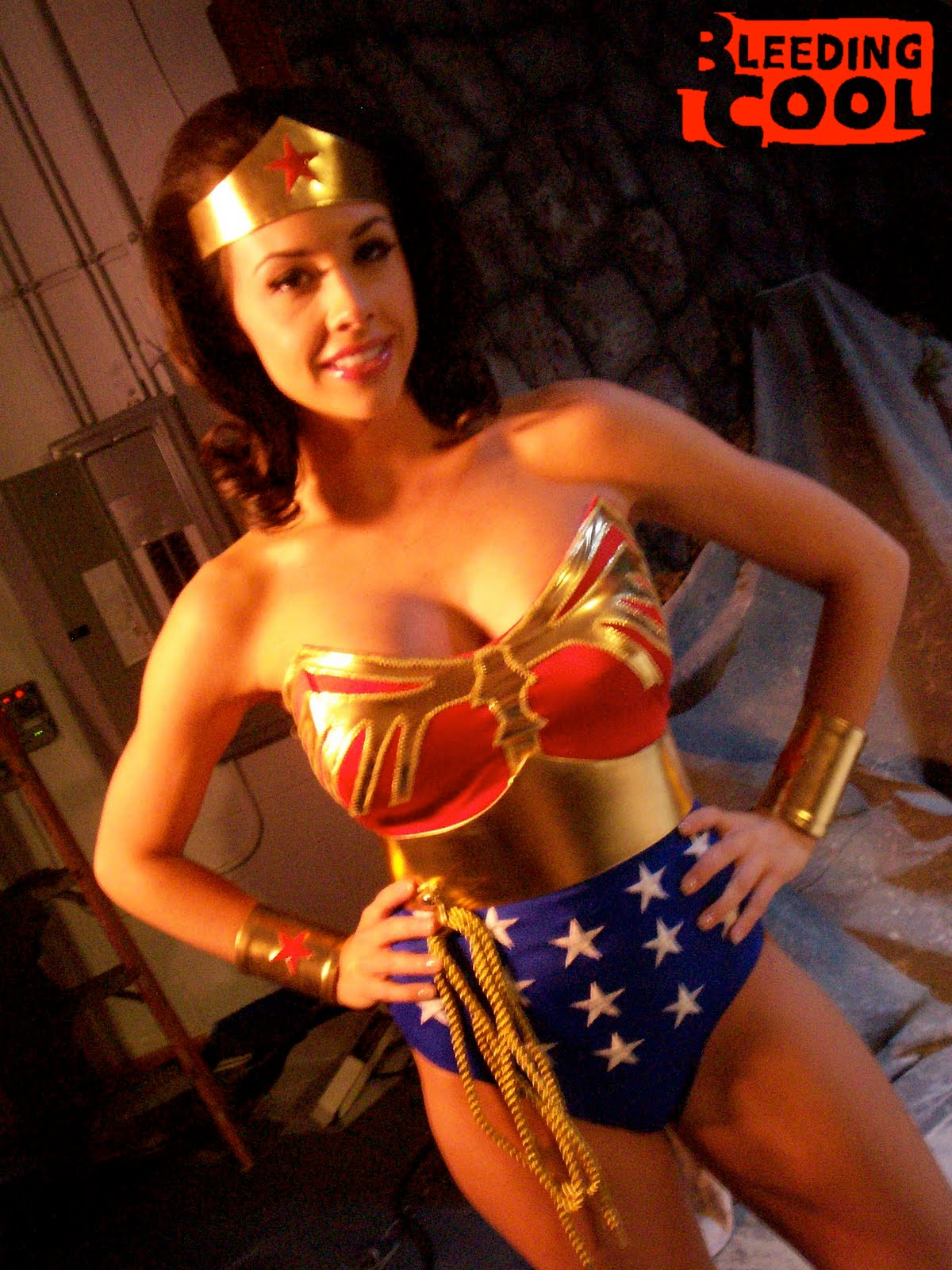 wonder woman porn