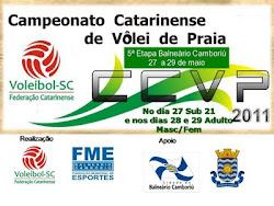 5ª Etapa Baln. Camboriú 2011