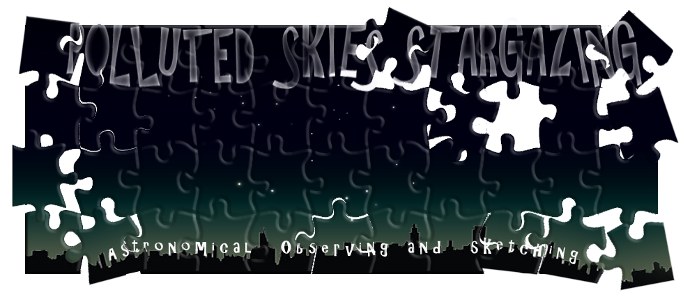 Polluted Skies stargazing