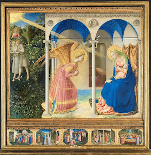 Annunciation – The World Created Anew