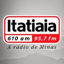 ouvir a Rádio Itatiaia FM 95,7 Belo Horizonte MG