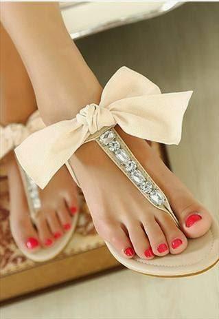 Flate Sandals Designs