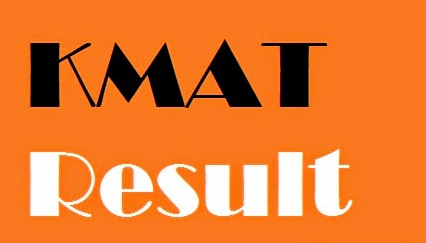 KMAT 2014 Results www.kmatindia.com
