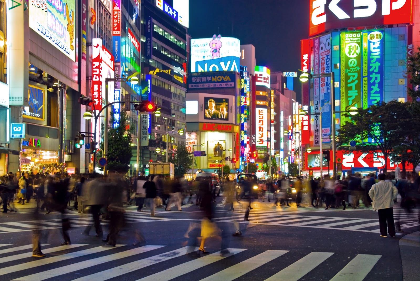Centre Ville Tokio