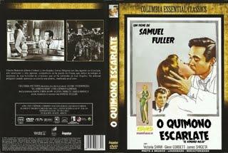 O QUIMONO ESCARLATE (1959) - REMASTERIZADO