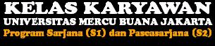 Universitas Kelas Karyawan S1 S2 Jakarta
