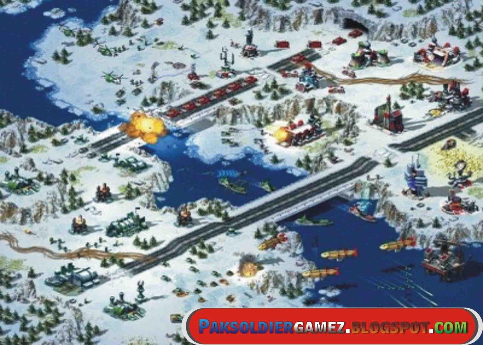 Command Conquer 3: Tiberium Wars Patch v109 - Download