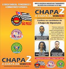 ELEIÇÃO SDICAL EM IBITINGA CAPITAL NACIONAL DO BORDADO.