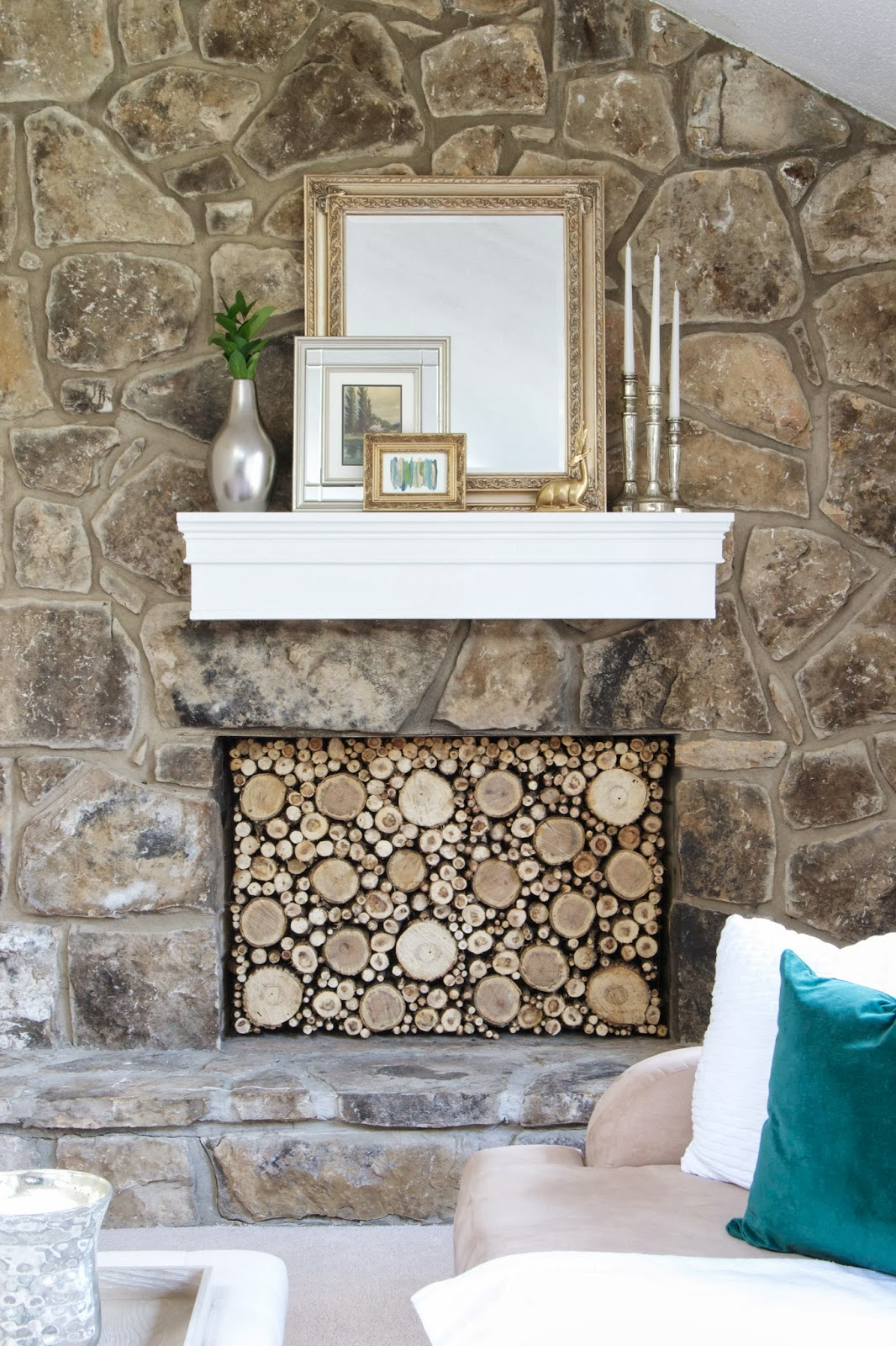 livelovediy how to build a mantel