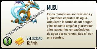 imagen de la descripcion del monstruo musu