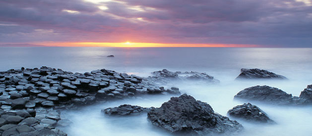 World Beautifull Places: The Giants Causeway Northern Ireland