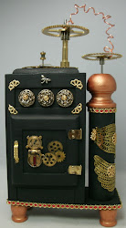 Steampunk Ice Box