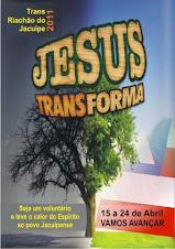 Em abril acontecerá a Trans Riachão do Jacuípe