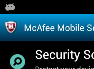 McAfee Mobile Security 2013 (for Android)