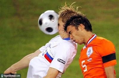 Images drôles et extraordinaires Sport - Football v47