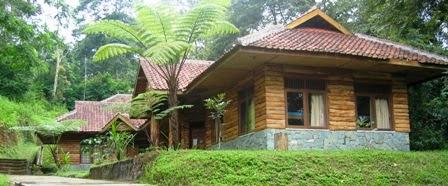 Pusat Pendidikan Konservasi Alam