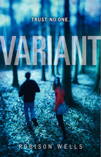 Variant New YA Book Releases: October 4, 2011
