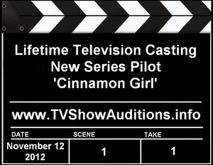 Lifetime Auditions Casting Calls Cinnamon Girl