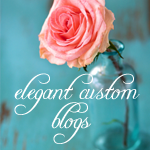 Blog Design by Elegant Custom Blogs