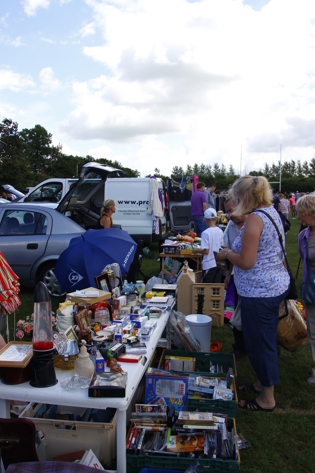 Car Boot Sales In Chester Uk