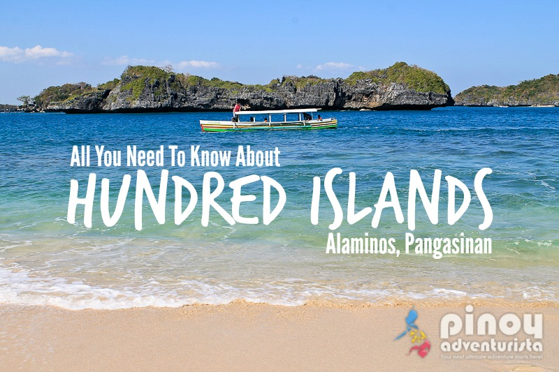 Travel Guide 2018 Hundred Islands In Alaminos Pangasinan