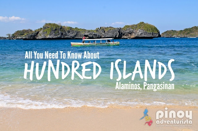 Hundred Islands Travel Guide Alaminos Pangasinan