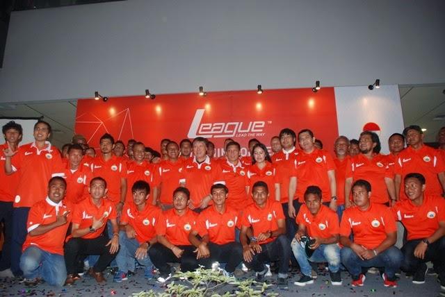 Jadwal ISL 2015 Persija Jakarta