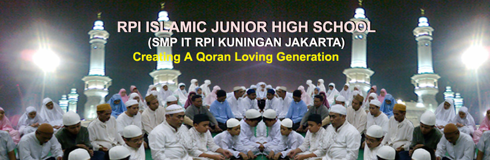 RPI ISLAMIC JUNIOR HIGH SCHOOL (SMPIT RPI)