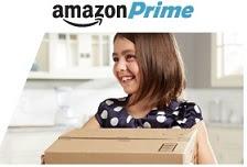 Domanda per Amazon Prime. Riceve la tua consegna gratuita in 1 giorno.
