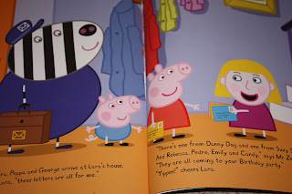 penwizard peppa pig book