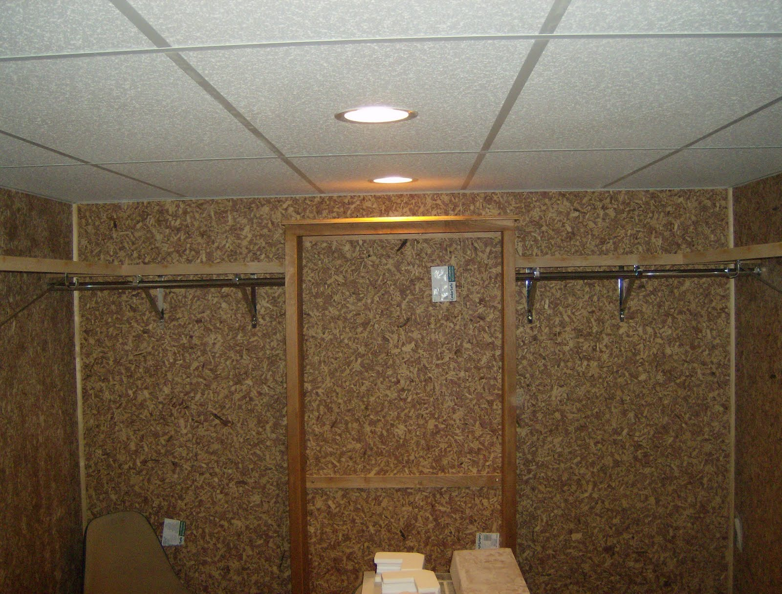 Custom Armoire Made In Larger Closet