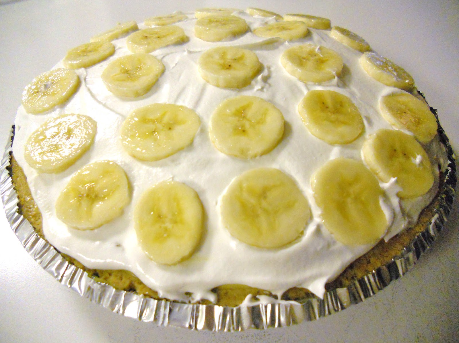 ... , Pies, & Preschool Pizzazz: Friday Pie-Day: Banana Cream Pie